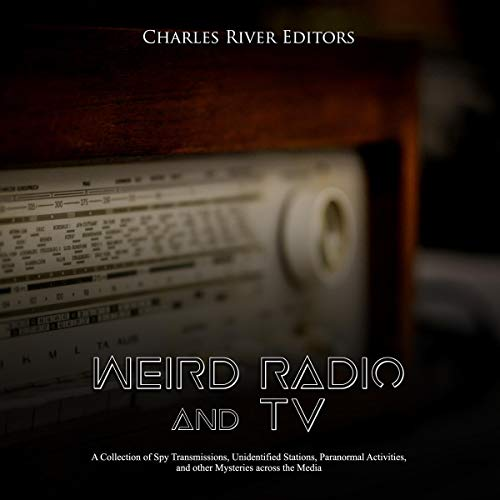 Weird Radio and Television audiobook cover art