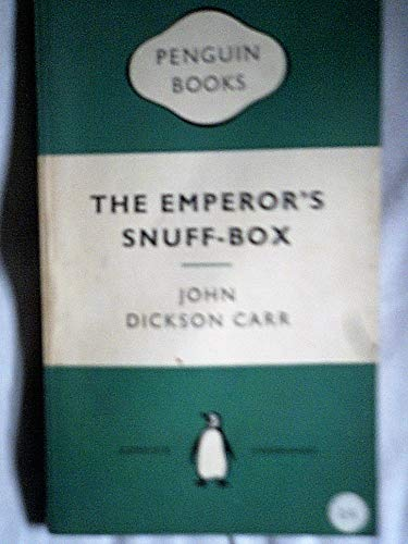 The Emperor's Snuff-box