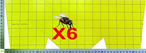 Zero Biocides vervangende sticker voor UV-apparaten, 6 stuks