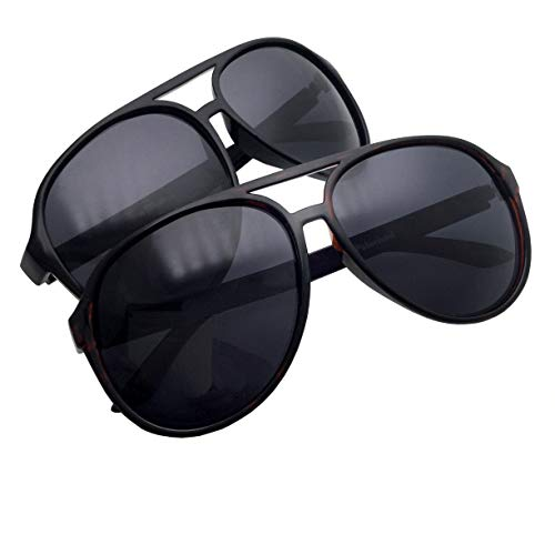 of grinderpunch sunglasses for men grinderPUNCH Polarized Aviator Sunglasses for Men with Plastic Frame