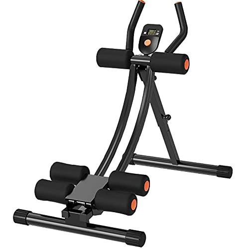 YAJIAN Máquina multifuncional de cintura de belleza, dispositivo de entrenamiento muscular abdominal,...