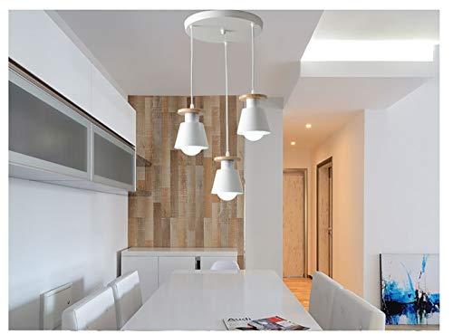 WWLONG LED-Deckenleuchte kann in modernem Stil halb eingebettet gedreht Werden