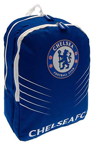 Chelsea FC Backpack Children's Luggage, 38 cm, Blue