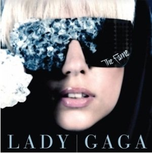 Pop CD, LADY GAGA - THE FAME album (new version) + FREE GIFT