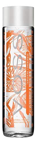 bester Test von staatl fachingen wasser Voss Water Tangerine Lemongrass 375 ml, natürliche Fruchtaromen, 12 Stk.  Verpackung (Einweg, 12x…