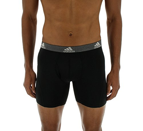 adidas Men's Boxer Brief Underwear for hiking