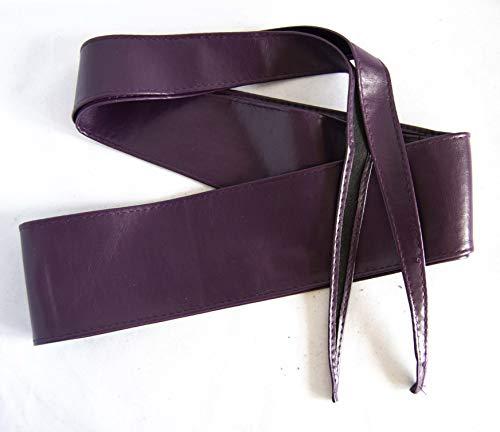 Cinturón fajín 8cm ancho 2m largo Envío GRATIS 72h (Rojo)