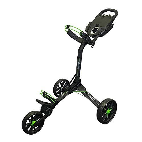 Bag Boy Nitron Golftrolley, Grau/Limette, Einheitsgröße