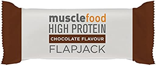 Muscle Food High Protein Flapjack Chocolate 70g Pack of 18 Estimated Price : £ 18,90