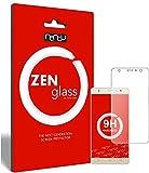 ZenGlass Nandu I Protector de Vidrio Flexible Compatible con Timmy M20 Pro (5.5 Zoll) I Protector de Pantalla 9H I (más pequeño Que la Pantalla Curva)