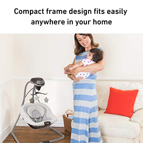41loopYE3vL 9 of the Best Baby Swing for Small Spaces (Apartments) 2021