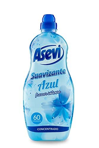 Suavizante Concentrado Asevi Azul, 60 Dosis