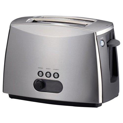 Gastroback 42404 Toaster, metallic
