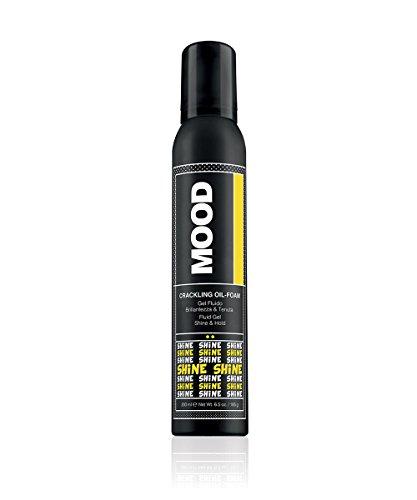MOOD FLUID CRACKLING OIL FOAM 200 ML