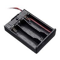 3xAA電池DIYキットケースクリニークのためのスイッチと3スロットAA電池ボックス電池ホルダーボード 発電機アクセサリー
