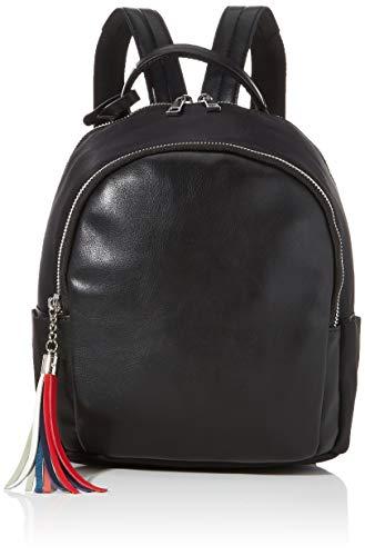 Rieker H1031, Bolsa para Mujer, Negro (Black/Black), 250x130x230 Centimeters (B x H x T)