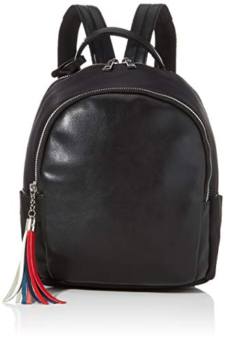 Rieker Damen Rucksackhandtasche H1031, Schwarz (schwarz/schwarz), 250x130x230 cm