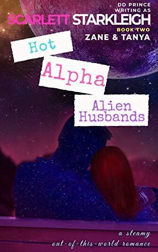 Hot Alpha Alien Husbands Zane and Tanya product image