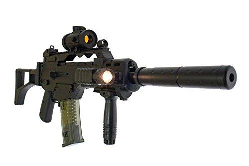 Fusil M85 Double Eagle AEG Complet (0,1 Joule)