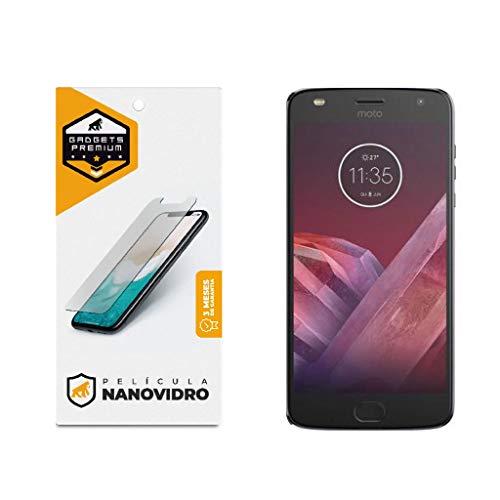 Película de Nano Vidro para Motorola Moto Z2 Play - Gshield