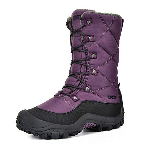 XPETI Women's Nora Winter Waterproof Snow Boots