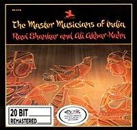 Master Musicians of India by Ravi Shankar