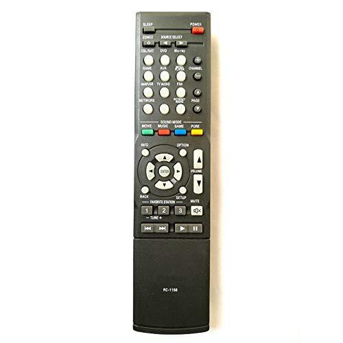 Ochoos Universal-Fernbedienung für Denon AVR-3312CI AVR-2312CI AVR-X2000 AVR-1622 AV A/V Receiver
