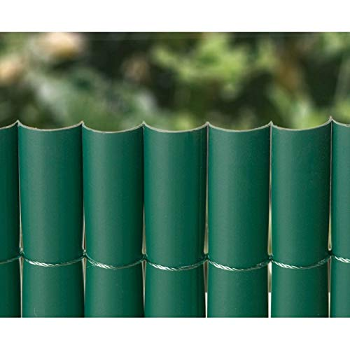 Cañizo PVC 1 Cara Verde 900Gr/3  2X3 Metros