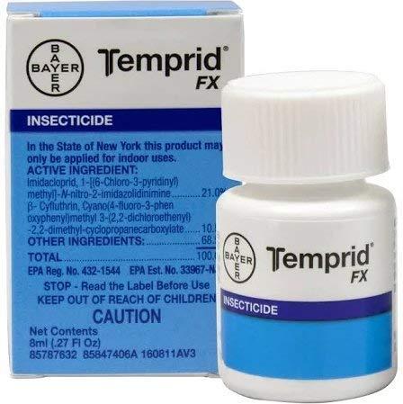 Temprid FX Insecticida Botella de 8 ML