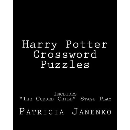 graphic regarding Harry Potter Crossword Puzzle Printable named Crosswords for Small children: