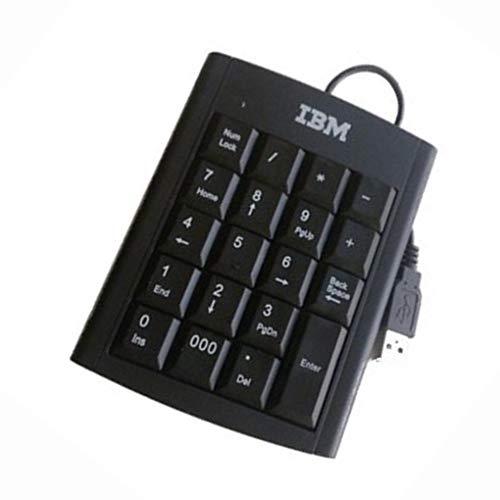 Laileya Teclado USB Cable Teclado numérico Digital