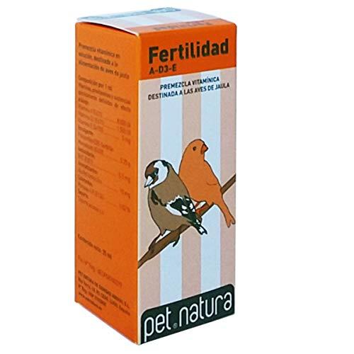 Pet Natura Fertilidad A-D3-E 25ml