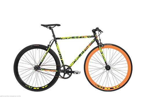 Atala 'Fahrrad Queens 1V 28Singlespeed Fixie Fixed Bike Urban Style Gehstock 2016