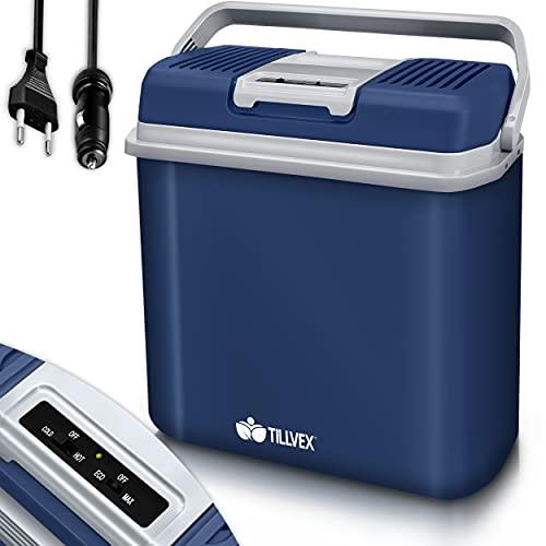 tillvex Kühlbox elektrisch 24L |...