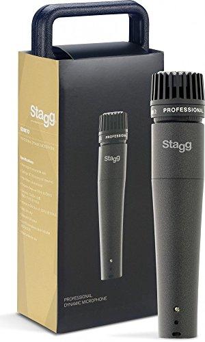 Stagg sdm70multifunción profesional cardioide Micrófono dinámico