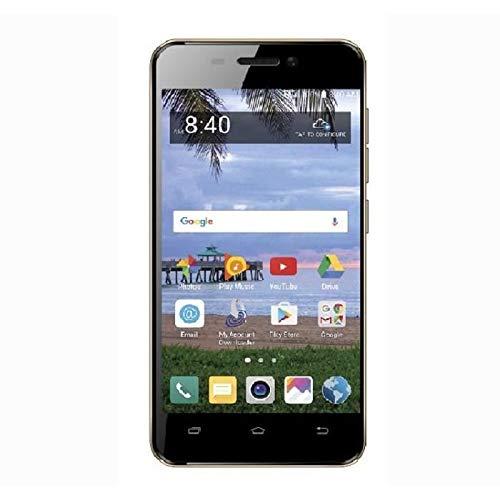 TEENO A1 Smartphone ohne Vertrag - 4.0 Zoll 1GB+8GB Handy - 4G Dual SIM Android 10 (Gold)