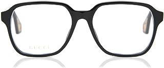 Eyeglasses Gucci GG 0469 O- 001 BLACK, 56-18-145
