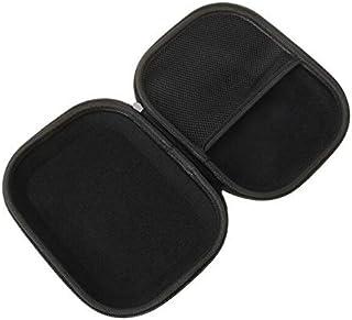 ملحقات سماعة الأذن - حقيبة محمولة صلبة قابلة للطي لتخزين ملحقات سماعة AKG y50 JVC (أسود)