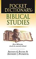 Pocket Dictionary of Biblical Studies (IVP Pocket Reference)