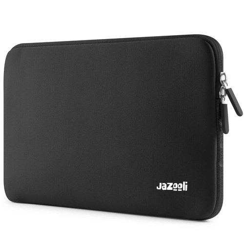 Soft Fur Lined Neoprene Laptop Case Cover Bag Sleeve for Macbook Air 11 inch