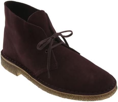 Clarks 70386 Desert Boot Burgundy