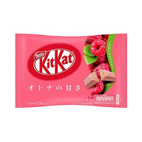 New Japanese KitKat Mini Adult Sweetness 13 Pcs Raspberries Japan Import