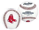 Rawlings MLB Boston Red Sox Team Logo Baseball,...