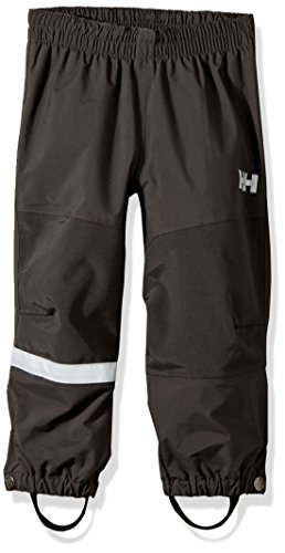 Helly Hansen K Shield Pant Pantalons Sportifs, Enfants, 40432, Gris, One Size (Tamaño Del Fabricante:4)