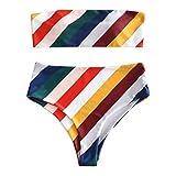DedSecQAQ Moda De Las Mujeres Impresión Bikini Hacer Subir Almohadilla Trajes de baño Traje de baño Ropa de Playa Conjunto Micro mi Bikini