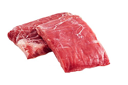 100% Grass Fed Beef Flank Steak 8oz. (4 Pack)