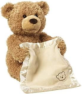 Fenane Children's Electric Puzzle Peekaboo Bears Will Hide and Seek Teddy Bear Plush Dolls