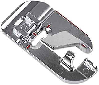DREAMSTITCH 4131855-45 Snap On 9MM Flat Felled Presser Foot for Viking Sewing Machine - #4131855-45