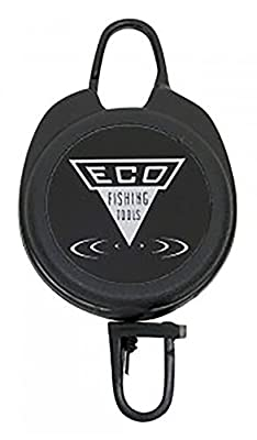 ECO Dr. Slick Brand Pin on & Clip on Reel Zingers