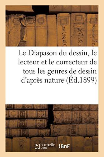 Le Diapason Du Dessin, Ou Le Lecteur Et Le Correcteur de Tous Les Genres de Dessin d'Après Nature.: Société Anonyme Statuts